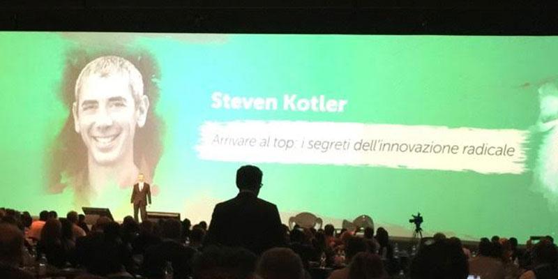Steven kotler